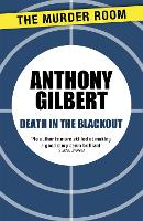 Death in the Blackout - Mr Crook Murder Mystery (Paperback)