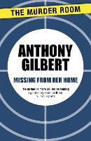 Missing From Her Home - Mr Crook Murder Mystery (Paperback)
