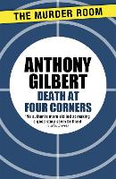Death at Four Corners - Scott Egerton (Paperback)