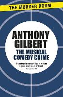 The Musical Comedy Crime - Murder Room (Paperback)
