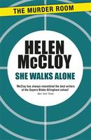 She Walks Alone - Murder Room (Paperback)