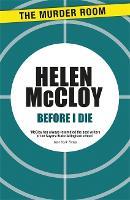 Before I Die - Murder Room (Paperback)