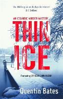 Thin Ice - Gunnhildur Mystery (Paperback)