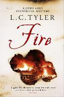Fire - A John Grey Historical Mystery (Hardback)
