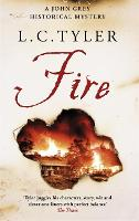 Fire - A John Grey Historical Mystery (Paperback)
