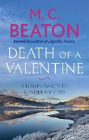 Death of a Valentine - Hamish Macbeth (Paperback)