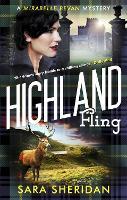 Highland Fling - Mirabelle Bevan (Paperback)