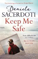 Keep Me Safe (A Seal Island novel) (Paperback)