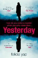 Yesterday (Paperback)