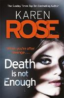 Death Is Not Enough (The Baltimore Series Book 6) (Paperback)