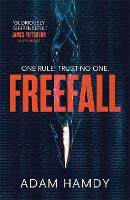 Freefall: the explosive thriller (Pendulum Series 2) (Hardback)