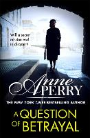 A Question of Betrayal (Elena Standish Book 2) (Paperback)