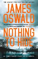 Nothing to Hide - The Constance Fairchild Series (Hardback)