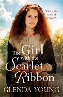 The Girl with the Scarlet Ribbon (Hardback)