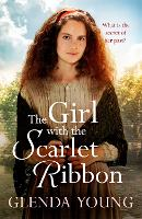 The Girl with the Scarlet Ribbon (Paperback)