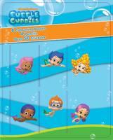 Bubble Guppies Mini Colouring Book & Pencil Set
