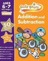 Gold Stars Addition and Subtraction Ages 6-7 Key Stage 1