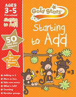 Gold Stars Starting to Add Ages 3-5 Pre-school