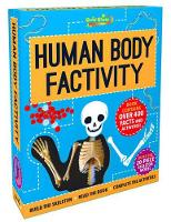 Gold Stars Factivity Human Body Factivity: Build the Skeleton, Read the Book, Complete the Activities