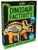 Gold Stars Factivity Dinosaur Factivity: Build the Dino, Read the Book, Complete the Activities