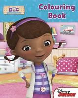 Disney Doc McStuffins Colouring Book