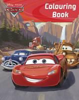 Disney Pixar Cars Colouring Book