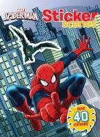 Marvel Spider-Man Sticker Scenes: Over 40 stickers! - Sticker Scenes (Paperback)