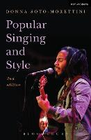 Popular Singing and Style: 2nd edition - Performance Books (Paperback)