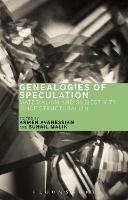 Genealogies of Speculation: Materialism and Subjectivity since Structuralism (Hardback)