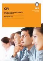 CPI Certificate of Proficiency in Insolvency
