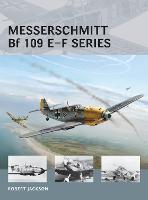Messerschmitt Bf 109 E-F series - Air Vanguard (Paperback)