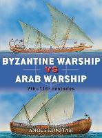 Byzantine Warship vs Arab Warship