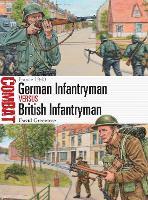 German Infantryman vs British Infantryman: France 1940 - Combat 14 (Paperback)