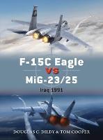 F-15C Eagle vs MiG-23/25