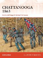 Chattanooga 1863: Grant and Bragg in Central Tennessee - Campaign 295 (Paperback)