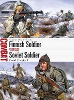 Finnish Soldier vs Soviet Soldier: Winter War 1939-40 - Combat (Paperback)