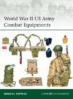 World War II US Army Combat Equipments - Elite (Paperback)