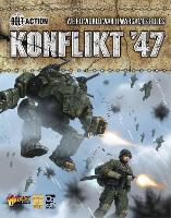 Konflikt '47: Weird World War II Wargames Rules - Bolt Action (Hardback)