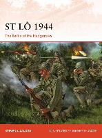St Lo 1944: The Battle of the Hedgerows - Campaign 308 (Paperback)