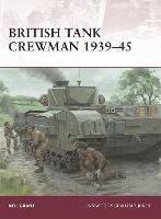 British Tank Crewman 1939-45 - Warrior (Paperback)