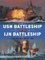 USN Battleship vs IJN Battleship: The Pacific 1942-44 - Duel 83 (Paperback)