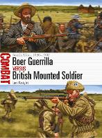 Boer Guerrilla vs British Mounted Soldier: South Africa 1880-1902 - Combat 26 (Paperback)