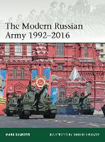 The Modern Russian Army 1992-2016 - Elite 217 (Paperback)