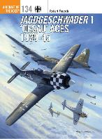 Jagdgeschwader 1 `Oesau' Aces 1939-45 - Aircraft of the Aces 134 (Paperback)