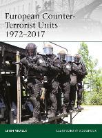 European Counter-Terrorist Units 1972-2017 - Elite 220 (Paperback)