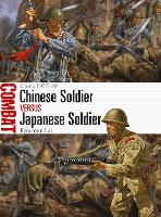 Chinese Soldier vs Japanese Soldier: China 1937-38 - Combat (Paperback)