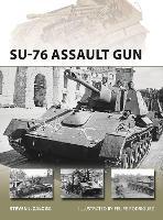 SU-76 Assault Gun - New Vanguard 270 (Paperback)
