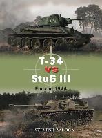 T-34 vs StuG III: Finland 1944 - Duel 96 (Paperback)