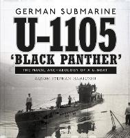 German submarine U-1105 'Black Panther'