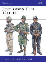 Japan's Asian Allies 1941-45 - Men-at-Arms (Paperback)